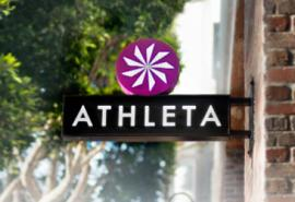 Athleta Sign