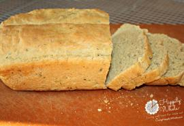 homemade bread and love in your life