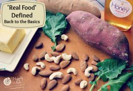 Real Food Defined