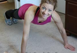 Side Crawls Step 2