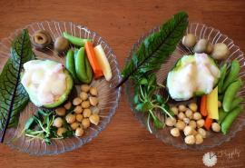 Simple, Summer Healthy Lunches