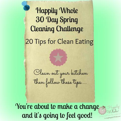 20 Tips for Eating Clean
