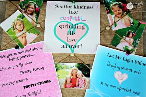 A Love Letter to My Little Girls