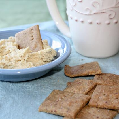 Gluten Free MultiGrain Crackers