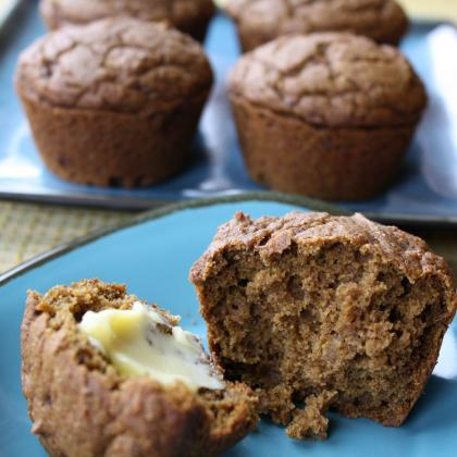 Pumpkin Spice Breakfast Muffins: Simple, Healthy, Gluten Free