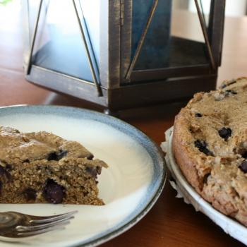Blueberry Quinoa Breakfast Bake