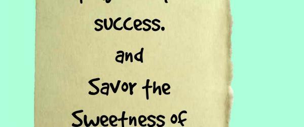 Savor the Sweetness of Efficiency