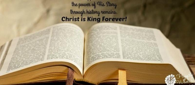 Christ is King