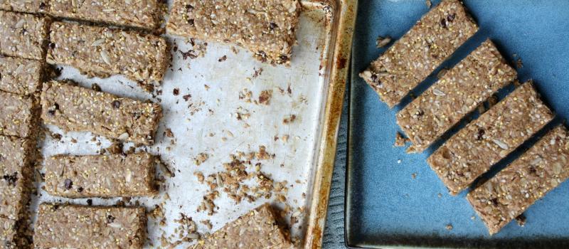 Granola Bars, gluten free