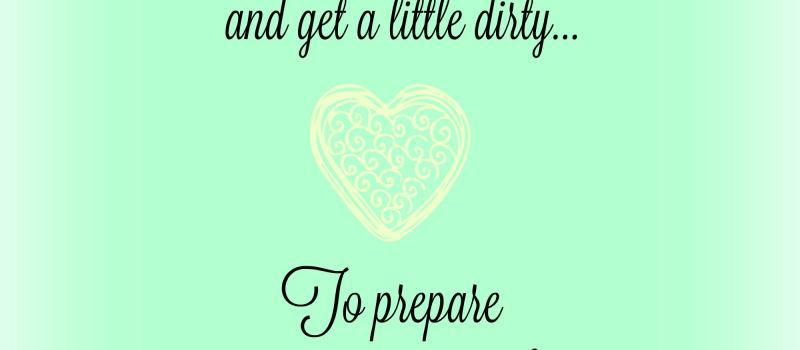 prepare our hearts