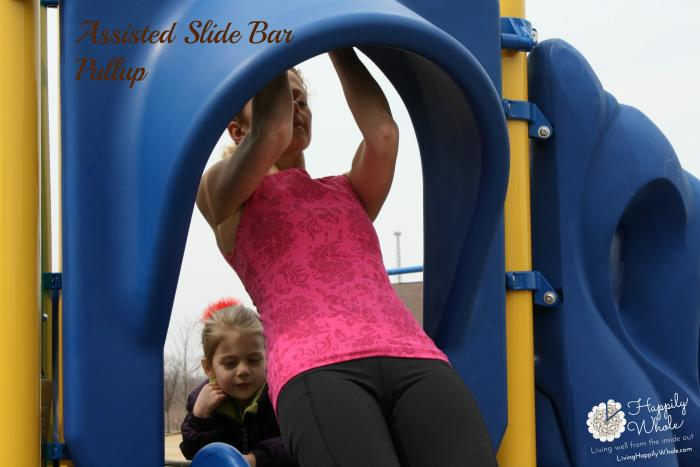 Assisted Slide Pull Up