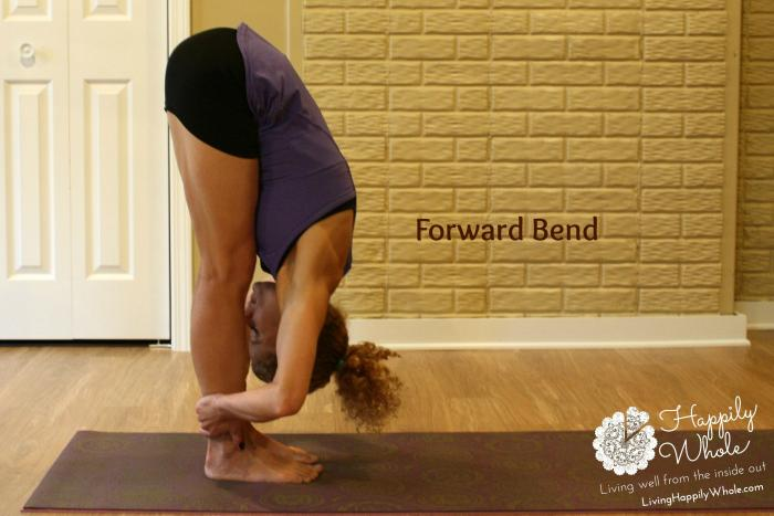 forward bend