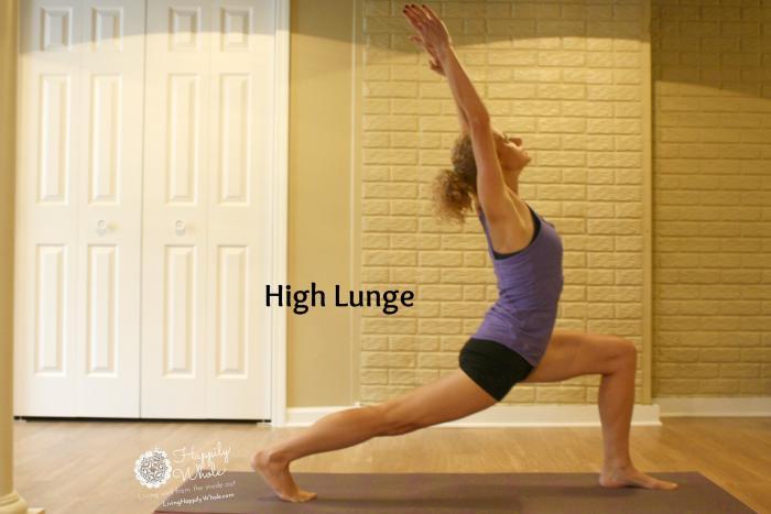 high lunge