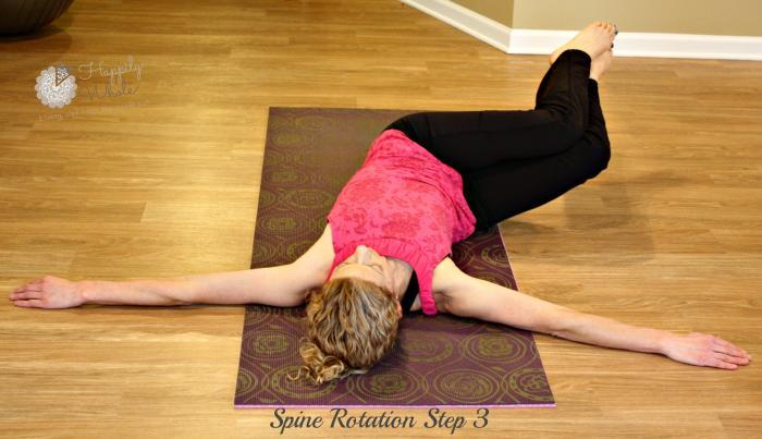 Spine Rotation Step 3