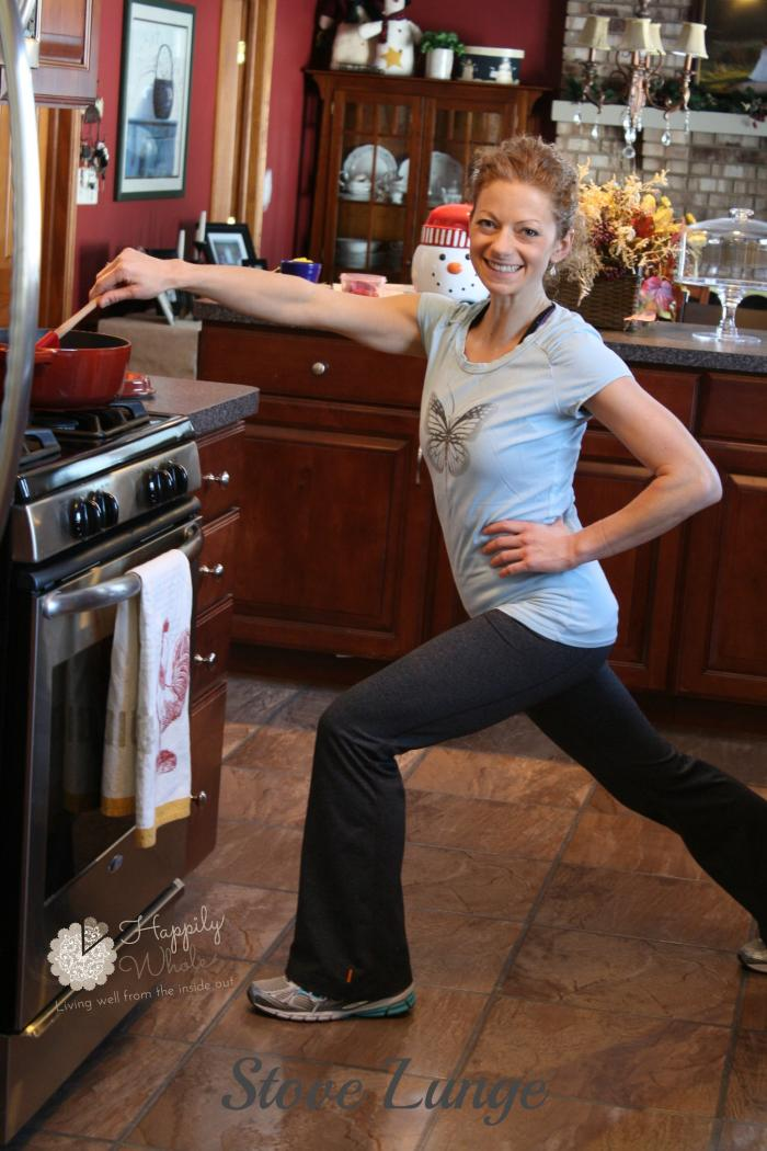 Stove Lunge