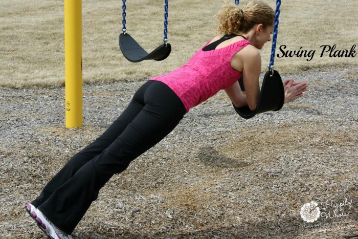 Swing Plank