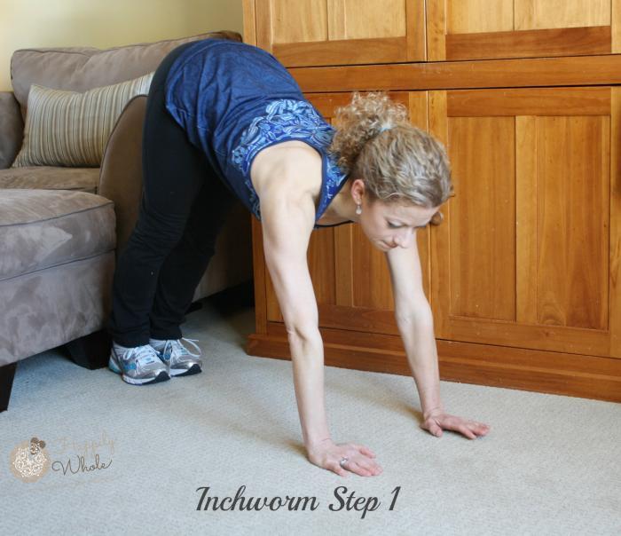 Inchworm Step 1