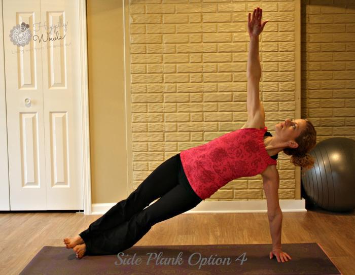 Side Plank Option 3