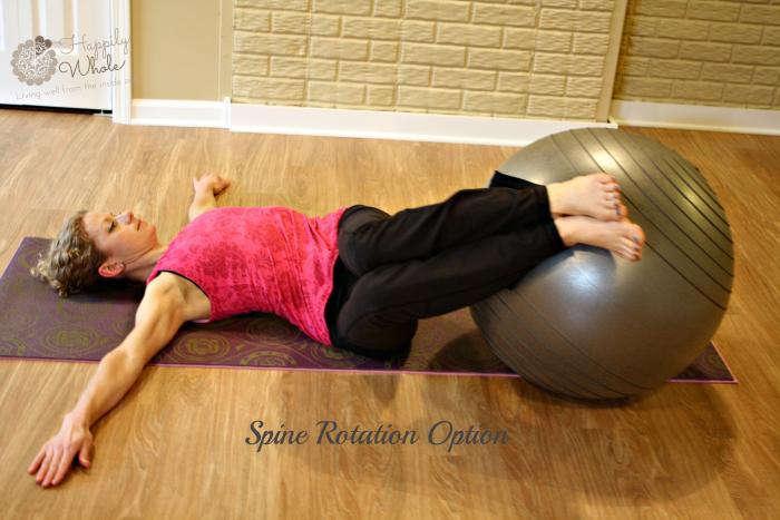 Spine Rotation Option
